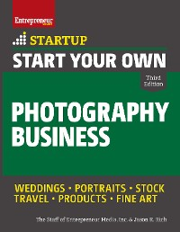 Cover Start Your Own Photography Business