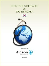 Cover Infectious Diseases of South Korea