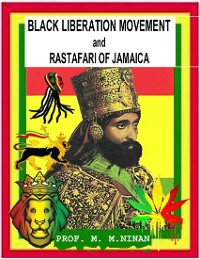 Cover Black Liberation Movement and Rastafari of Jamaica
