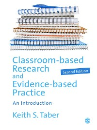 Cover Classroom-based Research and Evidence-based Practice