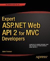 Cover Expert ASP.NET Web API 2 for MVC Developers