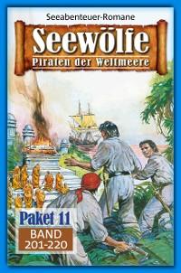 Cover Seewölfe Paket 11