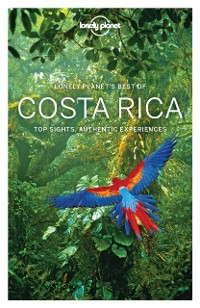 Cover Lonely Planet Best of Costa Rica