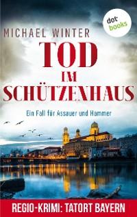 Cover Tod im Schützenhaus: Ein Fall für Assauer und Hammer - Band 2