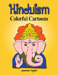 Cover Hinduism Colorful Cartoons