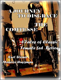 Cover A Journey to Disgrace - The Comtesse