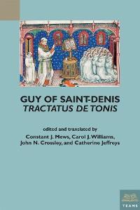 Cover Guy of Saint-Denis, Tractatus de tonis