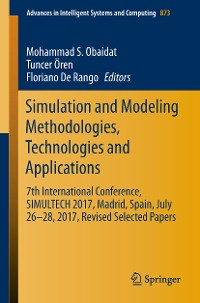 Cover Simulation and Modeling Methodologies, Technologies and Applications