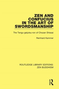 Cover Zen and Confucius in the Art of Swordsmanship