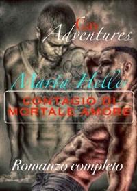 Cover Contagio di mortale amore-Romanzo completo