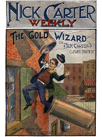 Cover Nick Carter #46: The Gold Wizard