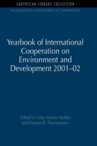 Cover Yearbook of International Cooperation on Environment and Development 2001-02
