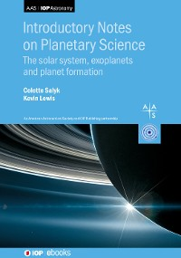 Cover Introductory Notes on Planetary Science