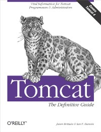 Cover Tomcat: The Definitive Guide