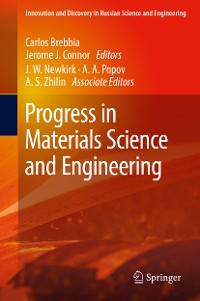 Cover Progress in Materials Science and Engineering