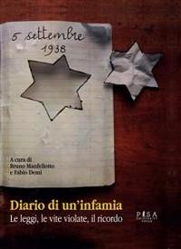 Cover Diario di un'infamia