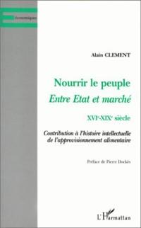 Cover NOURRIR LE PEUPLE