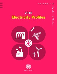 Cover 2016 Electricity Profiles