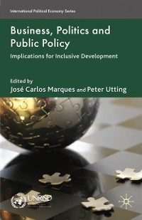 Cover Business, Politics and Public Policy