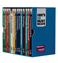 Cover HBR's 10 Must Reads Ultimate Boxed Set (14 Books)