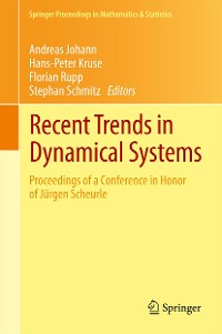 Cover Recent Trends in Dynamical Systems