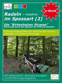 Cover Radeln (und Wandern) im Spessart 2