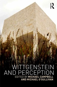 Cover Wittgenstein and Perception