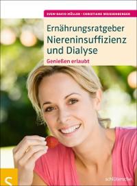 Cover Ernährungsratgeber Niereninsuffizienz und Dialyse