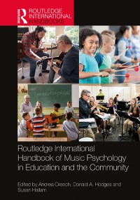 Cover Routledge International Handbook of Music Psychology in Education and the Community