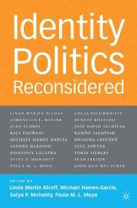 Cover Identity Politics Reconsidered