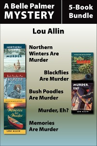 Cover Belle Palmer Mysteries 5-Book Bundle
