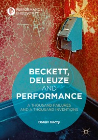 Cover Beckett, Deleuze and Performance