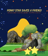 Cover Ponky Star Saves A Friend