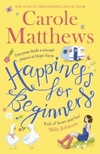Cover Happiness for Beginners