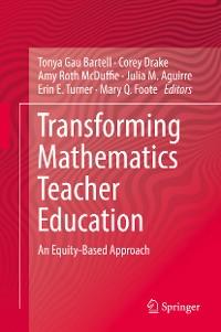 Cover Transforming Mathematics Teacher Education