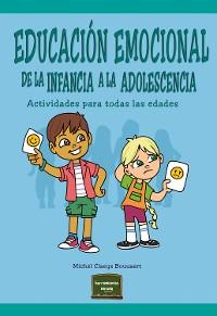 Cover Educación emocional de la infancia a la adolescencia