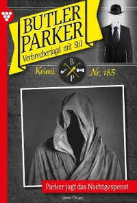 Cover Butler Parker 185 – Kriminalroman
