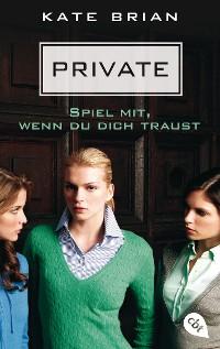 Cover Private - Spiel mit, wenn du dich traust