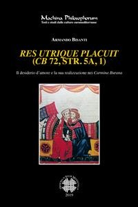 Cover Res utrique placuit (CB 72, str. 5a, 1)