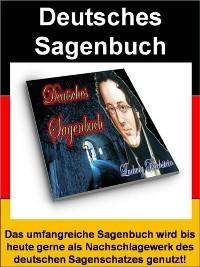 Cover Deutsches Sagenbuch - 999 Deutsche Sagen