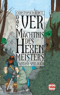 Cover Das Vermächtnis des Hexenmeisters