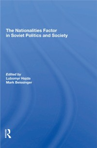 Cover Nationalities Factor In Soviet Politics And Society