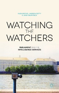 Cover Watching the Watchers