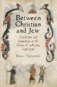 Cover Between Christian and Jew