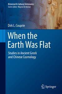 Cover When the Earth Was Flat
