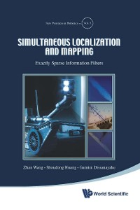 Cover Simultaneous Localization And Mapping: Exactly Sparse Information Filters