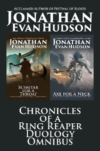 Cover Chronicles of a Ring Reaper Duology Omnibus