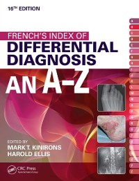 Cover French's Index of Differential Diagnosis An A-Z 1