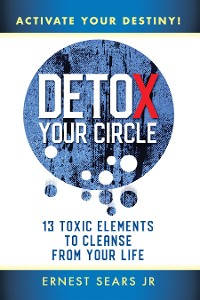 Cover Detox Your Circle, Activate Your Destiny