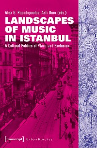 Cover Landscapes of Music in Istanbul